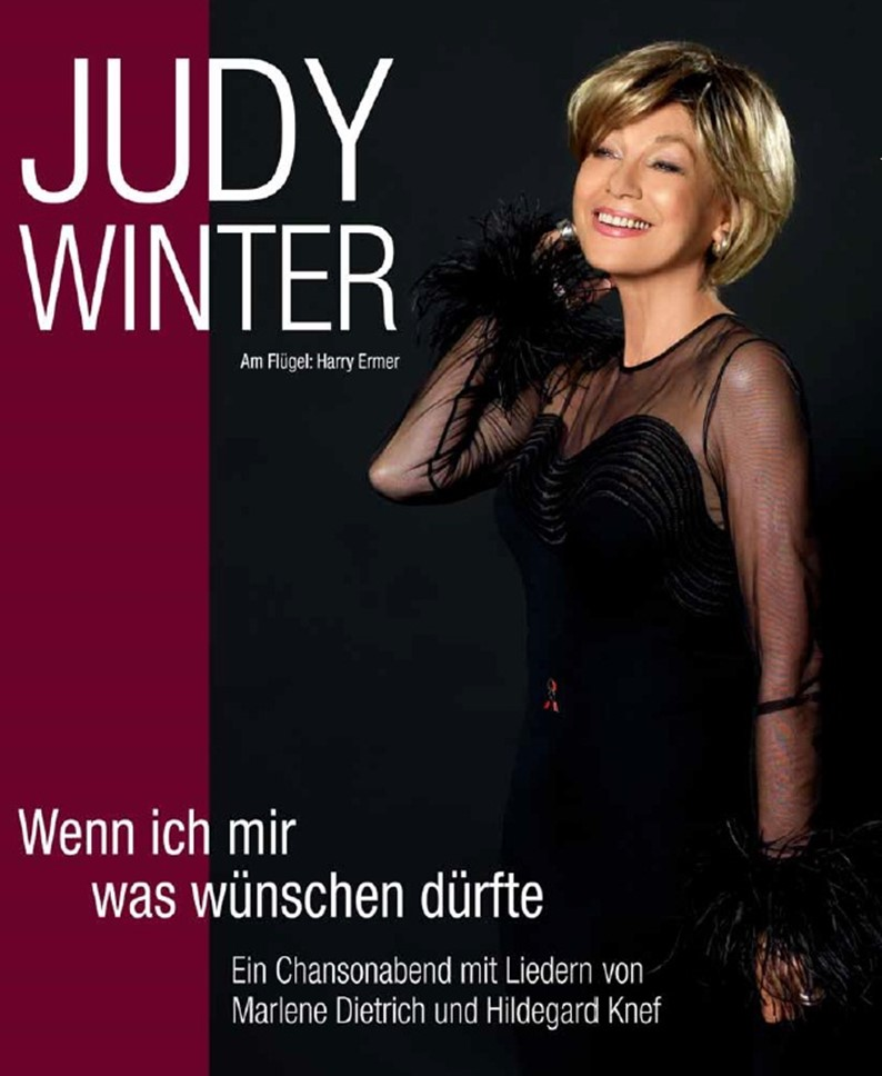 Judy Winter – Wenn ich mir was wünschen dürfte…
