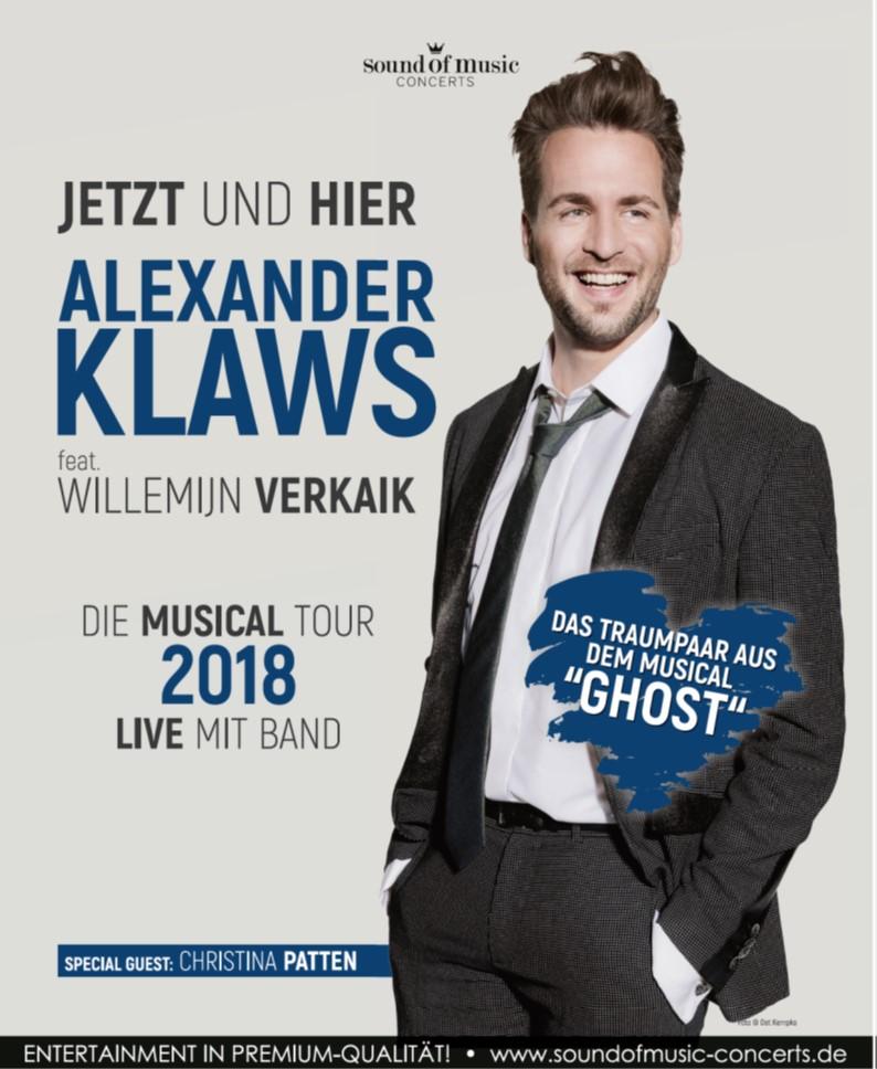 Alexander Klaws – Jetzt und Hier