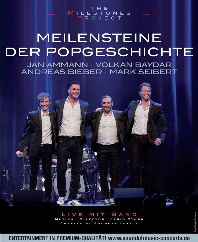 THE MILESTONES PROJECT –MEILENSTEINE DER POPGESCHICHTE
