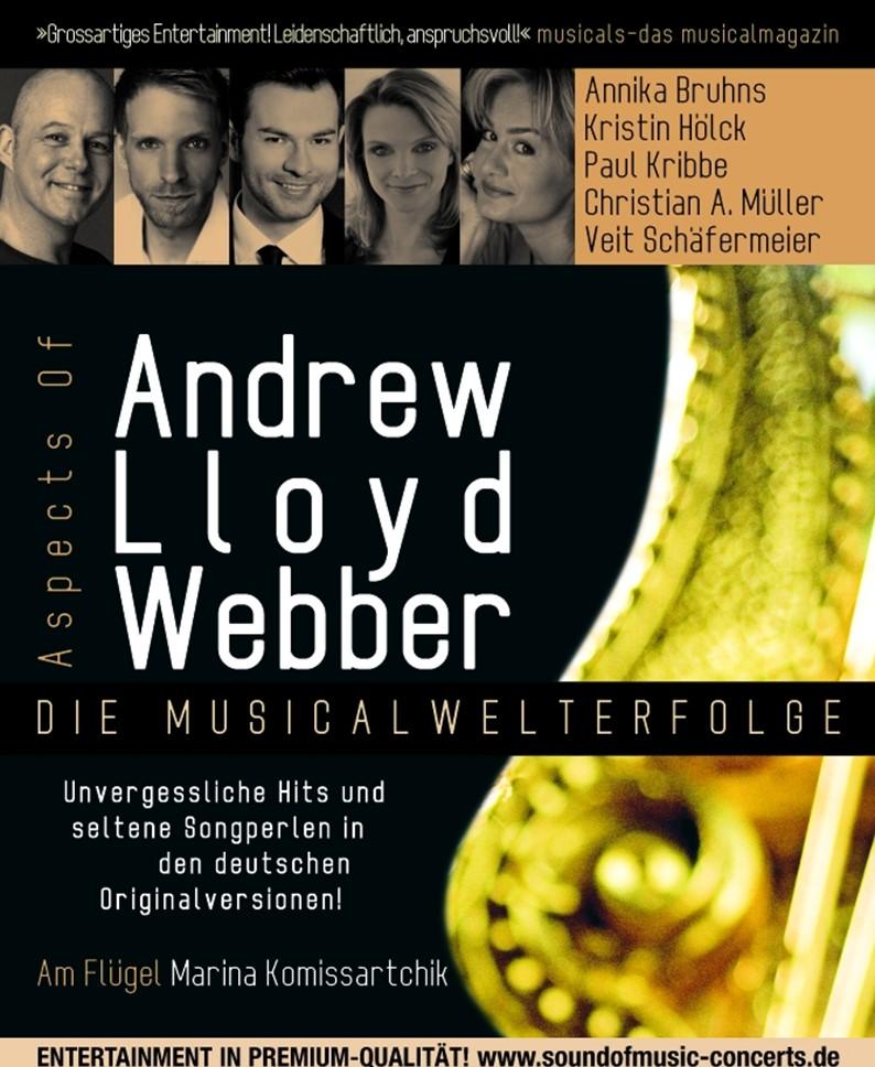 Aspects Of Andrew Lloyd Webber – Die Musicalwelterfolge