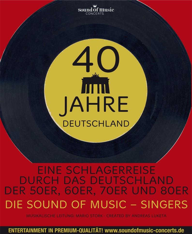 40 Jahre Deutschland