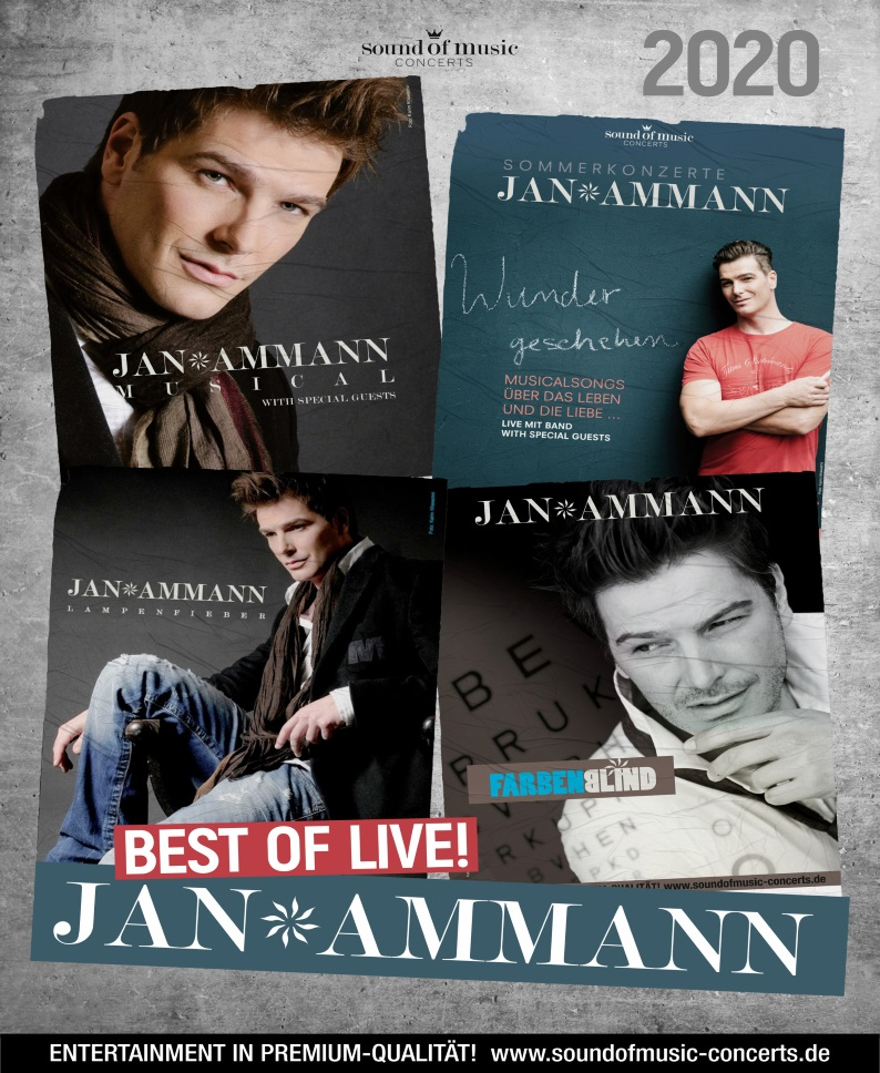 Jan Ammann – Best of Live