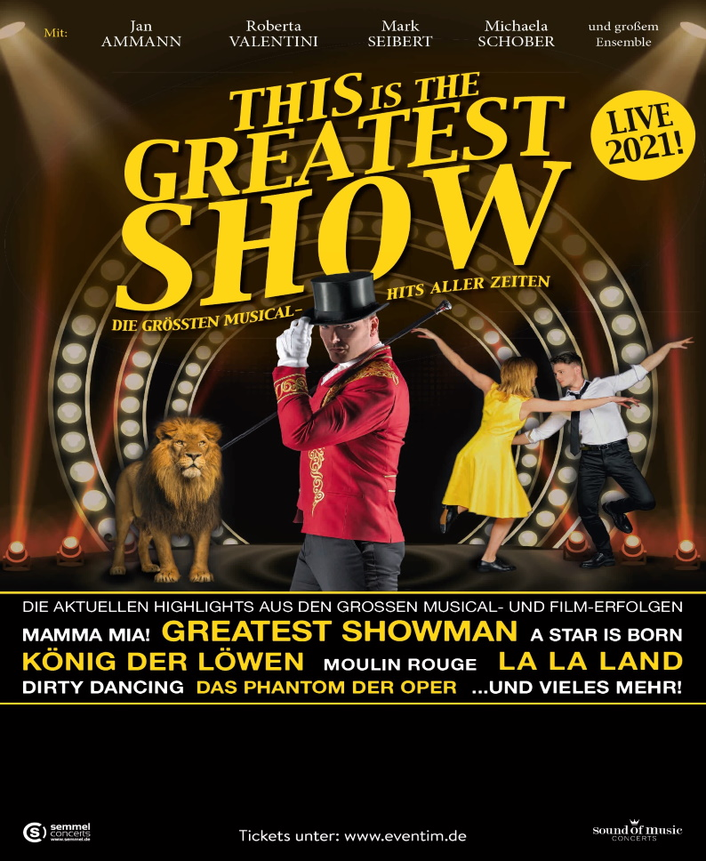 This is the greatest Show!