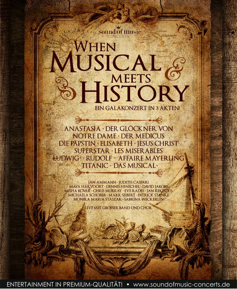 WHEN MUSICAL MEETS HISTORY 2020