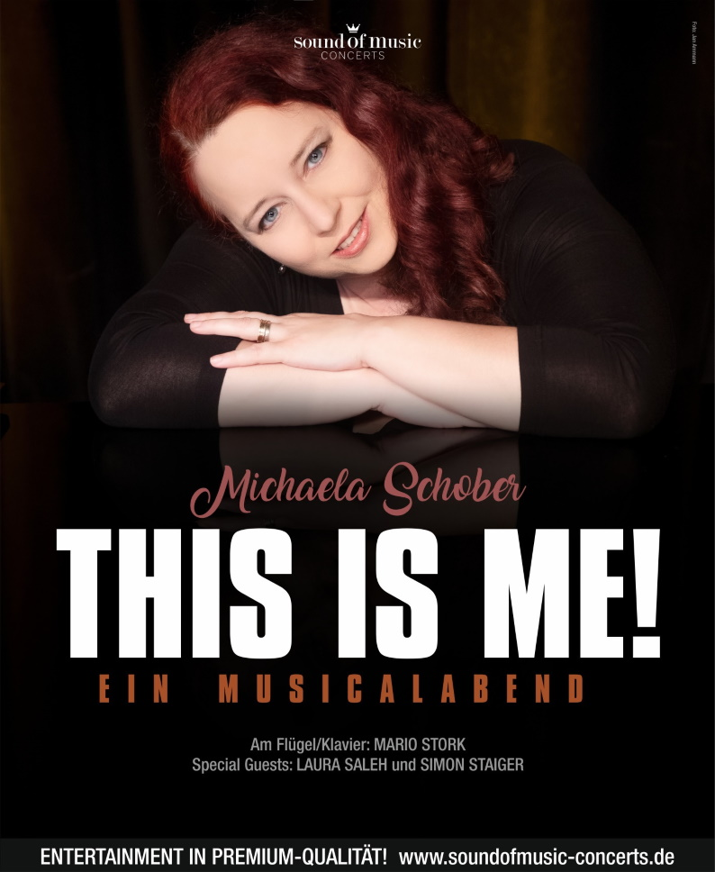 MICHAELA SCHOBER – This is me!