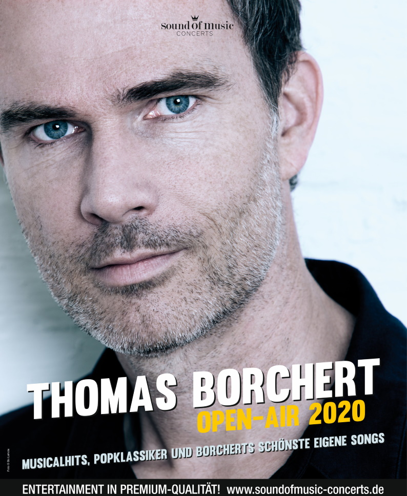 THOMAS BORCHERT – OPEN AIR 2020