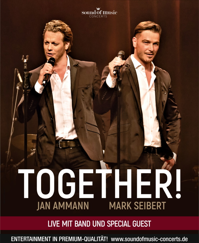 TOGETHER! – Jan Ammann & Mark Seibert