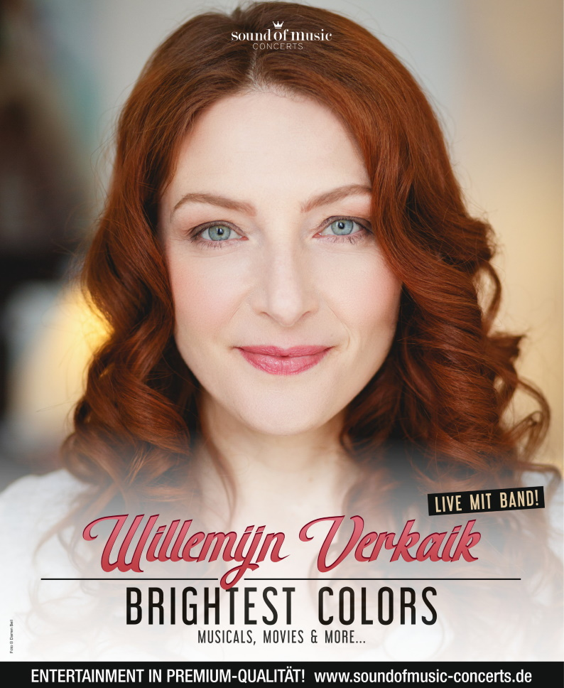 WILLEMIJN VERKAIK – Brightest Colors
