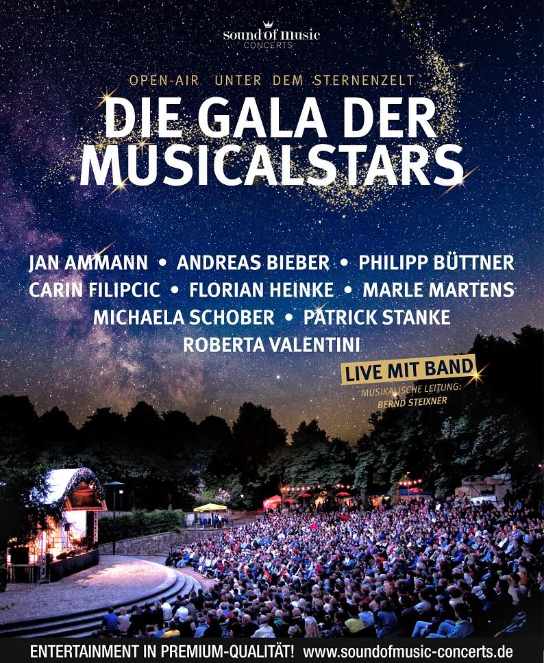 DIE GALA DER MUSICALSTARS