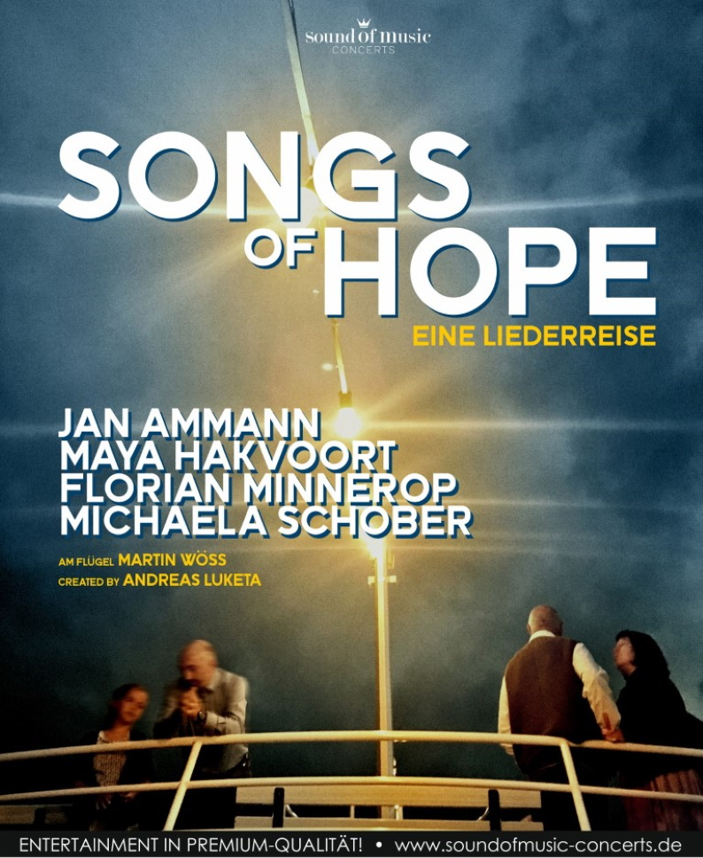 SONGS OF HOPE – EINE LIEDERREISE