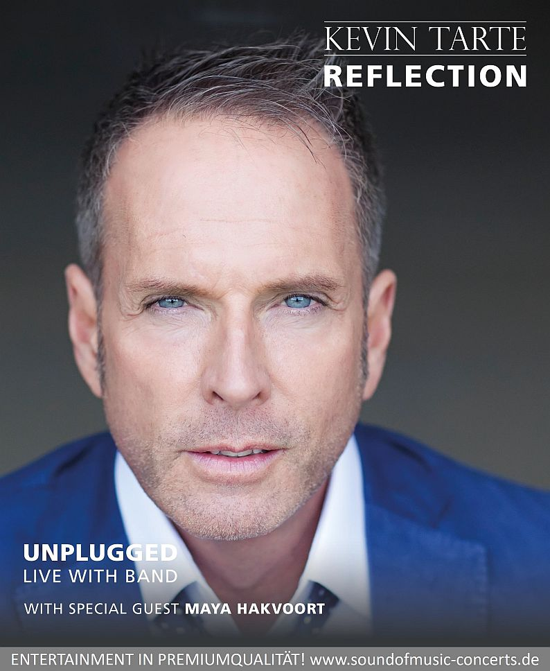 KEVIN TARTE – REFLECTION UNPLUGGED