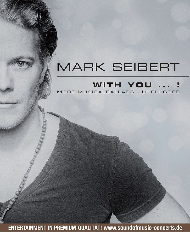 MARK SEIBERT – WITH YOU…!