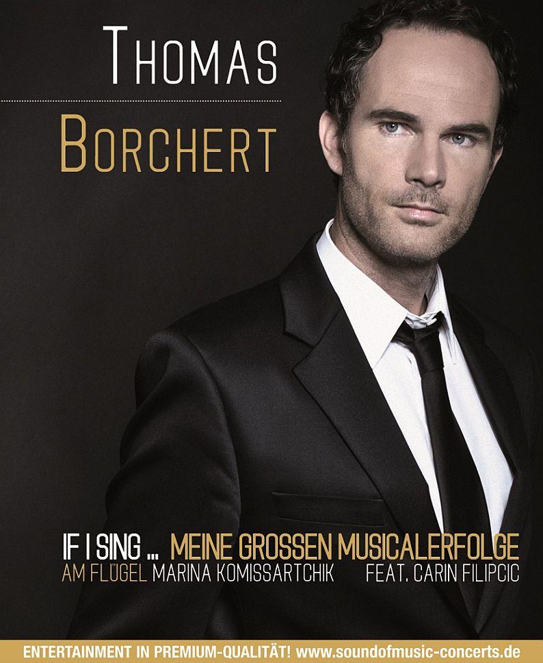 THOMAS BORCHERT – IF I SING…